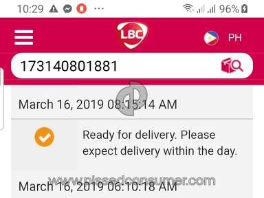 LBC Express Transportation and Logistics review 377824