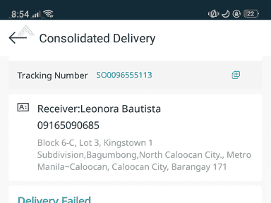 Lazada Philippines Lazada Express Philippines Delivery Service review 644815