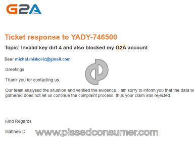 G2A Dirt Cd Key review 287229