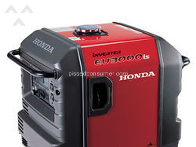 Camping World Honda Eu3000is Generator review 146116
