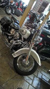 2008 Harley Davidson Heritage Softail Classic Motorcycle