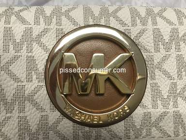 Michael Kors - Two separate items in 2 separate orders came used