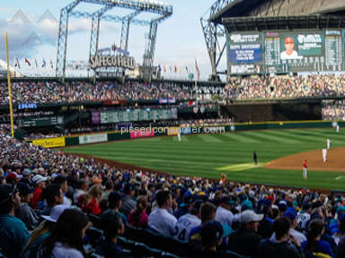 Uberseat Mariner Baseball Ticket review 152714