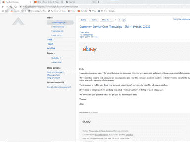 Ebay Auctions and Marketplaces review 1353038