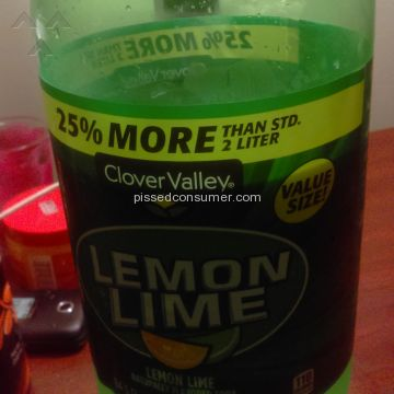 Clover Valley Soft Drink