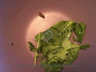 Walmart Marketside Spring Mix Salad review 177864