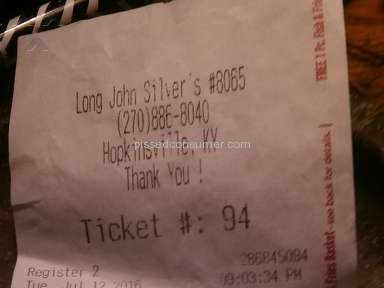 Long John Silvers Family Combo Meal Review from Albuquerque, New Mexico