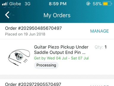Lazada Philippines Mobile Application review 302164