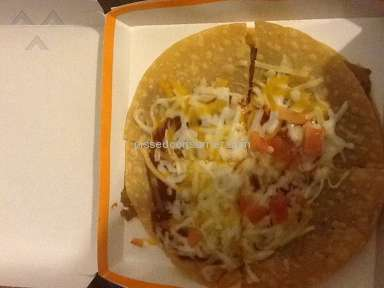 Taco Bell Taco review 84161