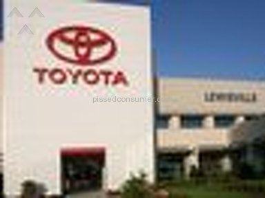 Toyota of Lewisville Offers Quotes Over the Phone to Lure in Customers; Refuses to Honor Them