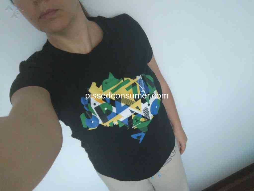 6d633a7edb 1 Dresslily Trendy Amazon Rive T-Shirt Review   Pissed Consumer