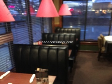 Ruby Tuesday Cafes, Restaurants and Bars review 96097