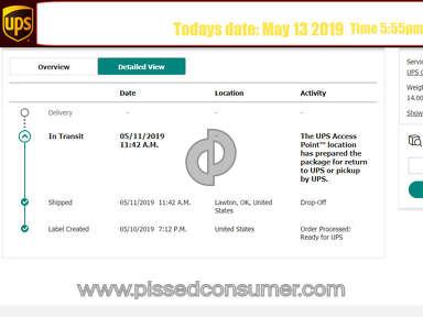 UPS Transportation and Logistics review 389740