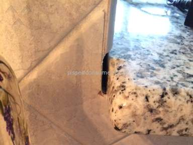 Terrible experience with Colonial Marble and Granite