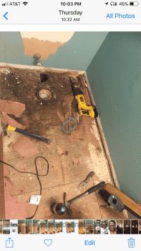 Handyman Matters Floor Repair