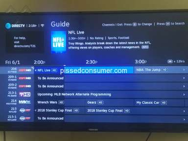 Directv - Business ethics in question