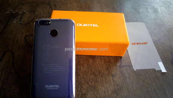 Oukitel Cell Phone