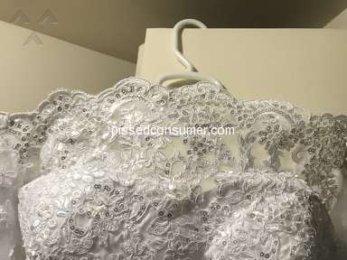 Tidebuy Wedding Dress review 283044
