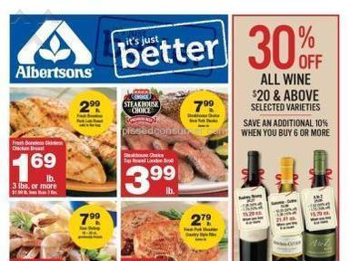 Albertsons Food Stores review 101491