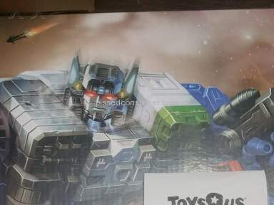 Toys R Us Customer Care review 182558