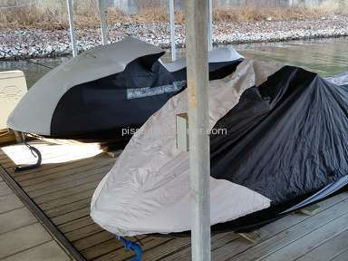 "Seal Skin Covers - GUARANTEED ""Not to"" FIT @BoatCover.com"