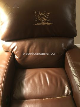 Southern Motion Furniture Recliner