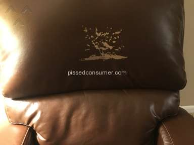 Southern Motion Furniture - Poor quality recliners.