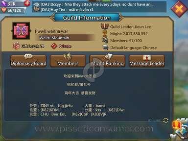 IGG - Asian Preference