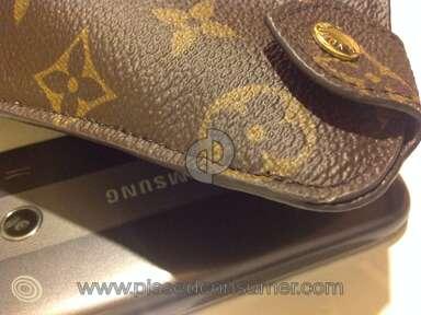 Louis Vuitton M66544 Glasses Case review 152136
