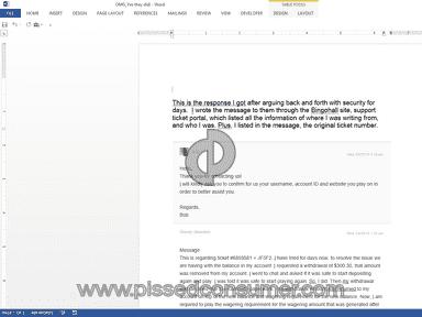 Bingohall Account review 128325