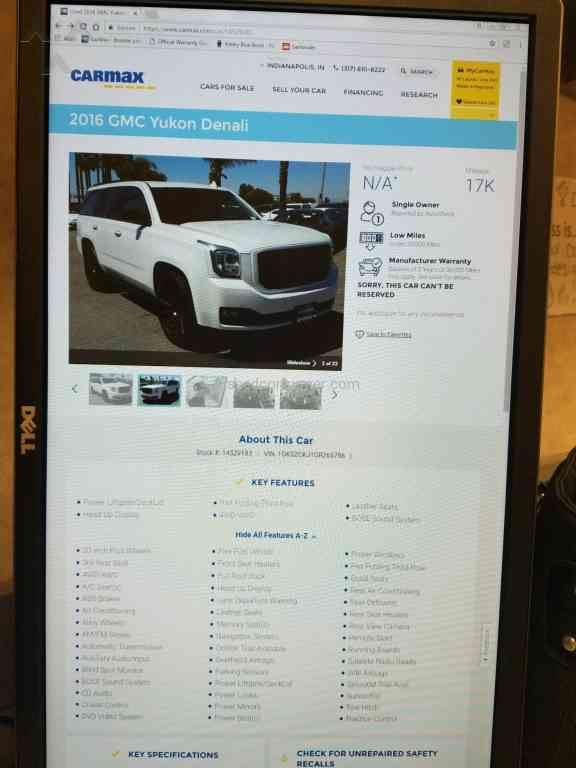 do not buy a luxury vehicle from carmax nov 12 2017 pissed consumer. Black Bedroom Furniture Sets. Home Design Ideas