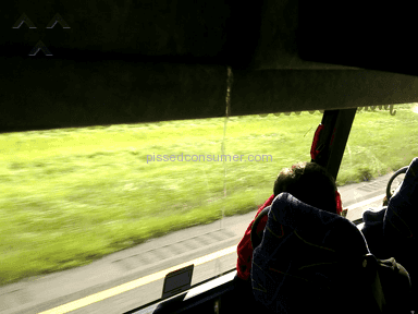 Megabus Bus Service review 46275