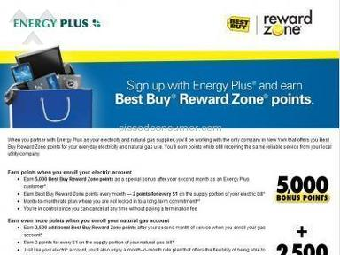 Energy Plus Holdings - Energy Plus now offered by Best Buy