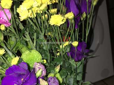 Prestige Flowers - Bouquet Review
