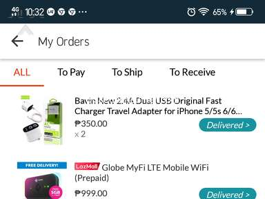Lazada Philippines - BAD experience! Dissapointed! I feel like laz app is fraud!