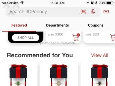 JcPenney Breach of Trust & Fraud