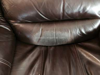 El Dorado Furniture - Recliner Review from Cape Coral, Florida