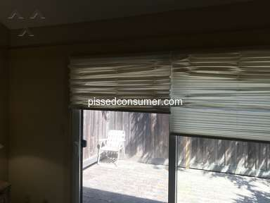 Hunter Douglas - Poor response and resolution