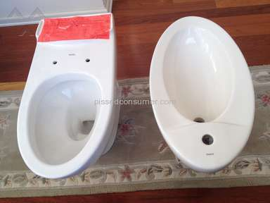 Kitchen And Bath Authority Toto Aquia Toilet review 173152