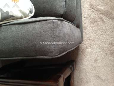 Lazboy - Uncomfortable , not good quality