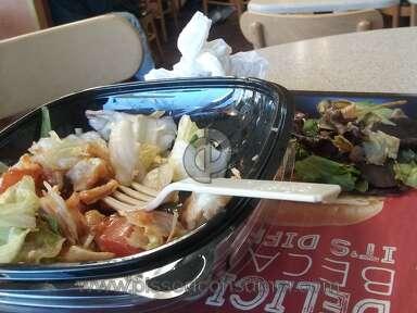 Wendys - Taco salad