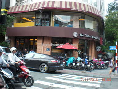 The Coffee Bean And Tea Leaf Vietnam Cafes, Restaurants and Bars review 33399