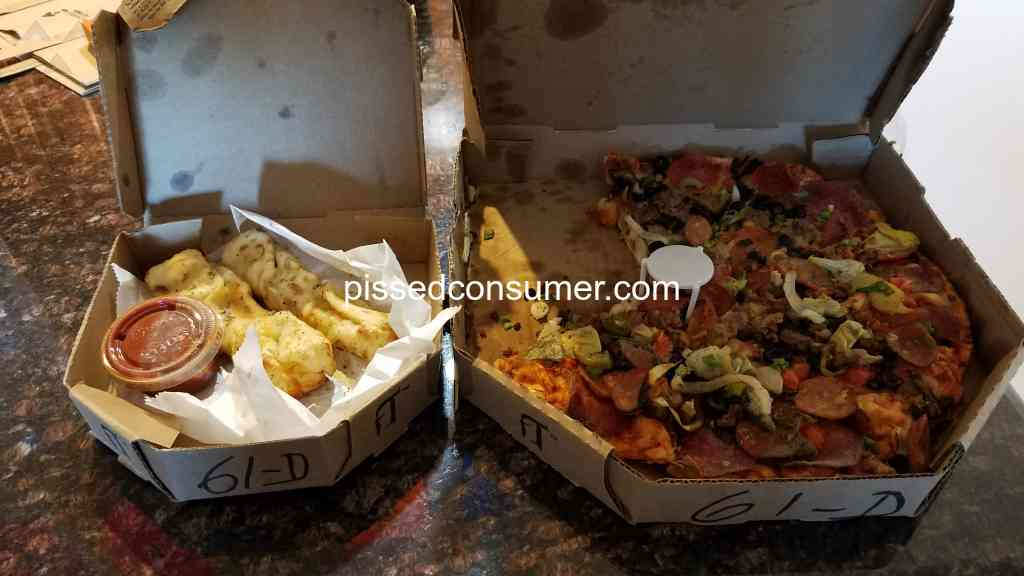 Round Table Pizza Placerville Ca.160 Round Table Pizza Reviews And Complaints Pissed Consumer