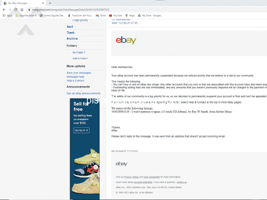 Ebay Auctions and Marketplaces review 1353022