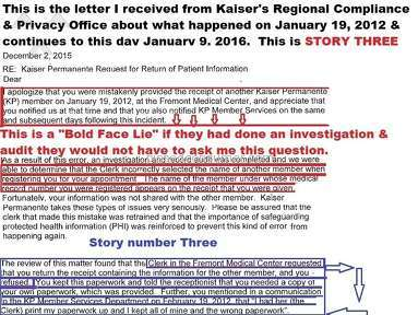 Kaiser Permanente Hospitals, Clinics and Medical Centers, Doctors review 143492