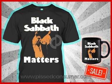 Teechip Black Sabbath Matters Mug review 165698
