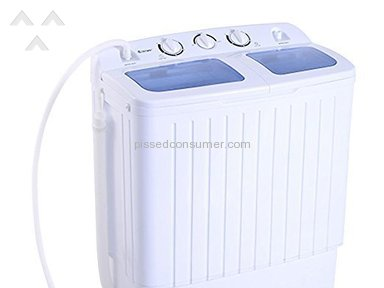 Costway Washing Machine review 208942