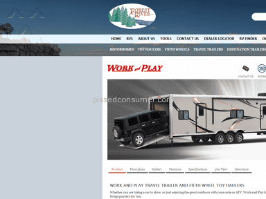 Forest River Rv review 113327