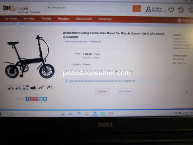 DHgate Shipping Service review 620931