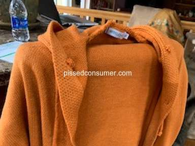 Annie Cloth - Horrible Quality--pictures are not the reality of the product they send out
